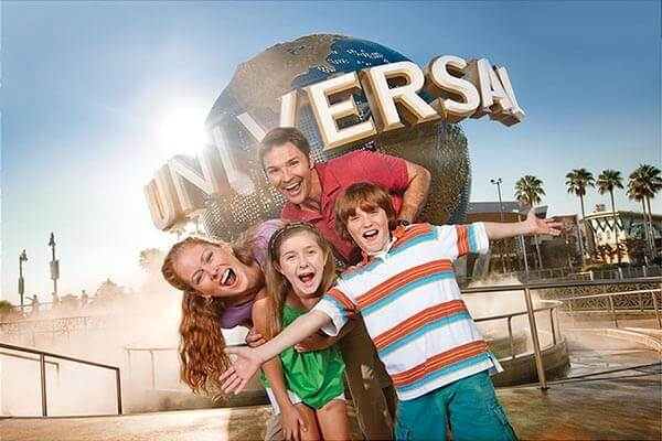 Universal 2-Day Park-to-Park Ticket - Plus 2 Extra Days FREE (PROMO)