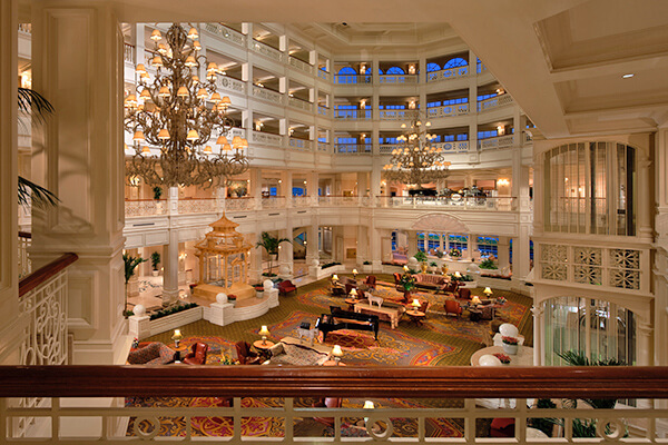 Disney S Grand Floridian Resort Amp Spa Walt Disney World