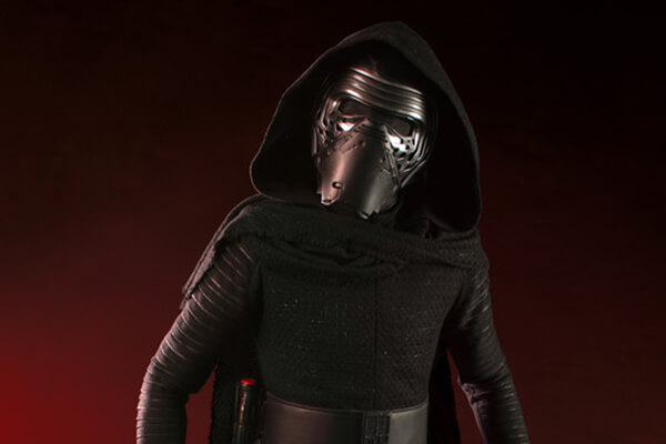 Kylo ren at star wars launch bay next time check the park for show