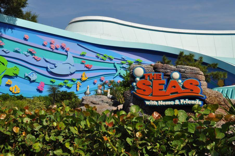 The Seas with Nemo & Friends® Attraction